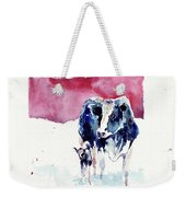 Warm Cuteness Weekender Tote Bag