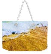 Warm Sand Weekender Tote Bag