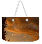Warm Sunset Weekender Tote Bag