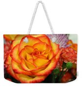 Warmth On A Winter's Day Weekender Tote Bag