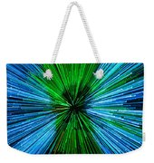 Warp Speed Mr Sulu Weekender Tote Bag