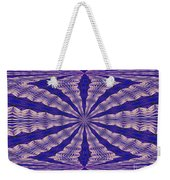 Warped Minds Eye Weekender Tote Bag