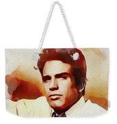 Warren Beatty, Vintage Movie Star Weekender Tote Bag