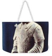 Warrior Of The Terracotta Army Weekender Tote Bag