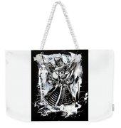 Warrior Weekender Tote Bag