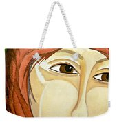Warrior Woman - No Apologies Weekender Tote Bag
