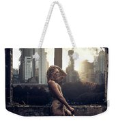 Warriors Come Out To Play Weekender Tote Bag