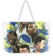 Warriors Weekender Tote Bag