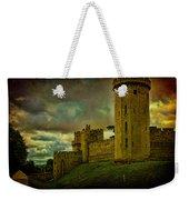Warwick Castle Weekender Tote Bag by Chris Lord