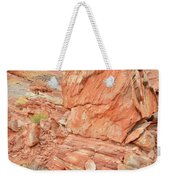 Wash 3 Of Valley Of Fire Weekender Tote Bag