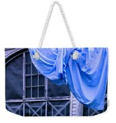 Washday On A Country Porch Weekender Tote Bag