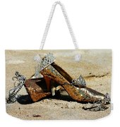Washed Out Queen Weekender Tote Bag