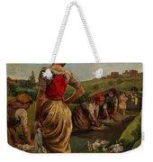Washerwomen In Candas Asturias Amoros Botella, Antonio Weekender Tote Bag