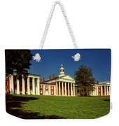 Washington And Lee University Weekender Tote Bag