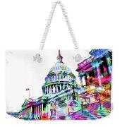 Washington Capitol Color 1 Weekender Tote Bag
