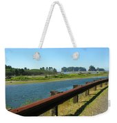 Washington Coast Weekender Tote Bag