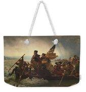 Washington Crossing The Delaware Weekender Tote Bag