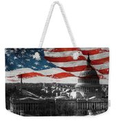 Washington Dc 56t Weekender Tote Bag