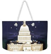 Washington Dc Weekender Tote Bag