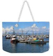 Washington Harbor Weekender Tote Bag