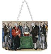 Washington: Inauguration Weekender Tote Bag