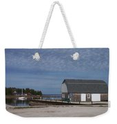 Washington Island Harbor 1 Weekender Tote Bag