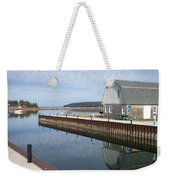 Washington Island Harbor 2 Weekender Tote Bag