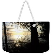 Washington Island Morning 1 Weekender Tote Bag