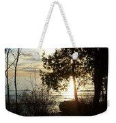 Washington Island Morning 2 Weekender Tote Bag