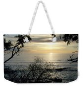 Washington Island Morning 4 Weekender Tote Bag