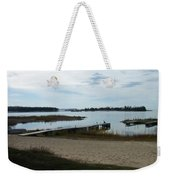 Washington Island Shore 2 Weekender Tote Bag