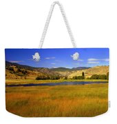 Washington Landscape Weekender Tote Bag