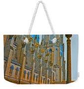Washington National Cathedral Travel Weekender Tote Bag