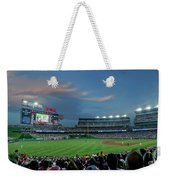 Washington Nationals In Our Nations Capitol Weekender Tote Bag