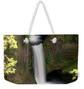Washington Waterfall Weekender Tote Bag