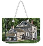 Washington's Headquarters At Valley Forge Weekender Tote Bag