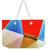 Washroom Indoor Structure Architecture Abstract Weekender Tote Bag