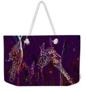 Wasp Insect Makrom Close Up Sting  Weekender Tote Bag