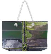 Waste Water Treatment Plant Weekender Tote Bag