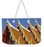 Wat Benjamabophit Weekender Tote Bag