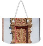 Wat Buppharam Phra Wihan Window Dthcm1581 Weekender Tote Bag