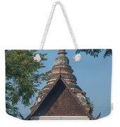 Wat Jed Yod Phra Ubosot Dthcm0967 Weekender Tote Bag