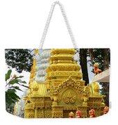 Wat Krom 30 Weekender Tote Bag