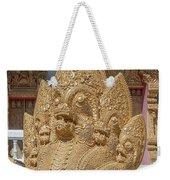 Wat Kumpa Pradit Phra Wihan Five-headed Naga Dthcm1664 Weekender Tote Bag