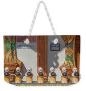 Wat Mae Faek Luang Phra Wihan Daily Merit Bowls Dthcm1879 Weekender Tote Bag