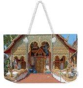 Wat Mae Faek Luang Phra Wihan Entrance Dthcm1876 Weekender Tote Bag