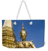 Wat Phra Kaeo Weekender Tote Bag