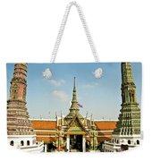 Wat Po Bangkok Thailand 13 Weekender Tote Bag