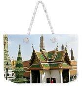 Wat Po Bangkok Thailand 14 Weekender Tote Bag