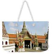 Wat Po Bangkok Thailand 16 Weekender Tote Bag